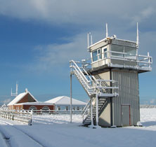 Pembrey Airport Control Tower